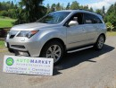 Used 2011 Acura MDX Elite, Nav, Load, Inso, Warr for sale in Surrey, BC