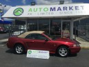Used 2004 Ford Mustang Deluxe Convertible V6, 5 spd. for sale in Langley, BC