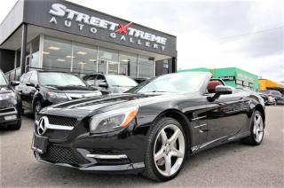 Used 2013 Mercedes-Benz SL 550 SL550 AMG|ACCIDENT FREE|NAVI|BACKUP CAMERA for sale in Markham, ON