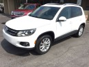 Used 2012 Volkswagen Tiguan COMFORTLINE 4-MOTION/PANO ROOF CALL BELLEVILLE @ 1 for sale in Picton, ON