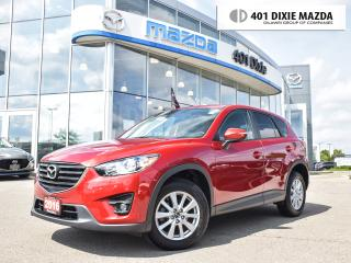 Used 2016 Mazda CX-5 GS AWD|ONE OWNER|1.99% FINANCE AVAILABLE| for sale in Mississauga, ON