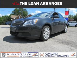 Used 2015 Buick Verano Base for sale in Barrie, ON
