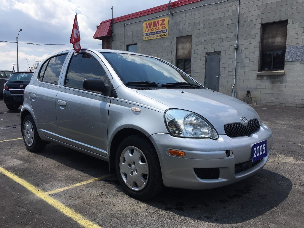 used 2005 toyota echo le for sale in brampton ontario. Black Bedroom Furniture Sets. Home Design Ideas