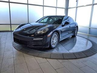 Used 2016 Porsche Panamera 4S 4dr AWD Hatchback for sale in Edmonton, AB