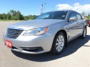 Used 2014 Chrysler 200 LX - 6 CYL for sale in Norwood, ON