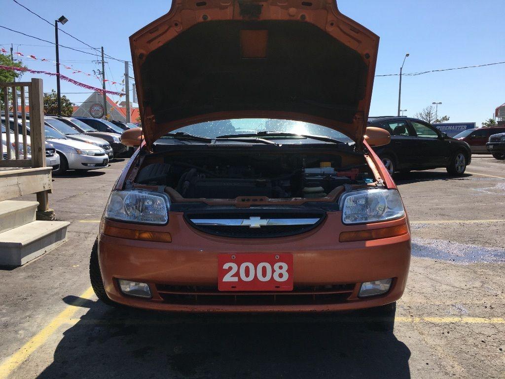 2008 Chevrolet Aveo | WMZ Auto Sales