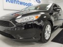 Used 2016 Ford Focus SE- heated seats, heated steering wheel, back up cam! for sale in Edmonton, AB