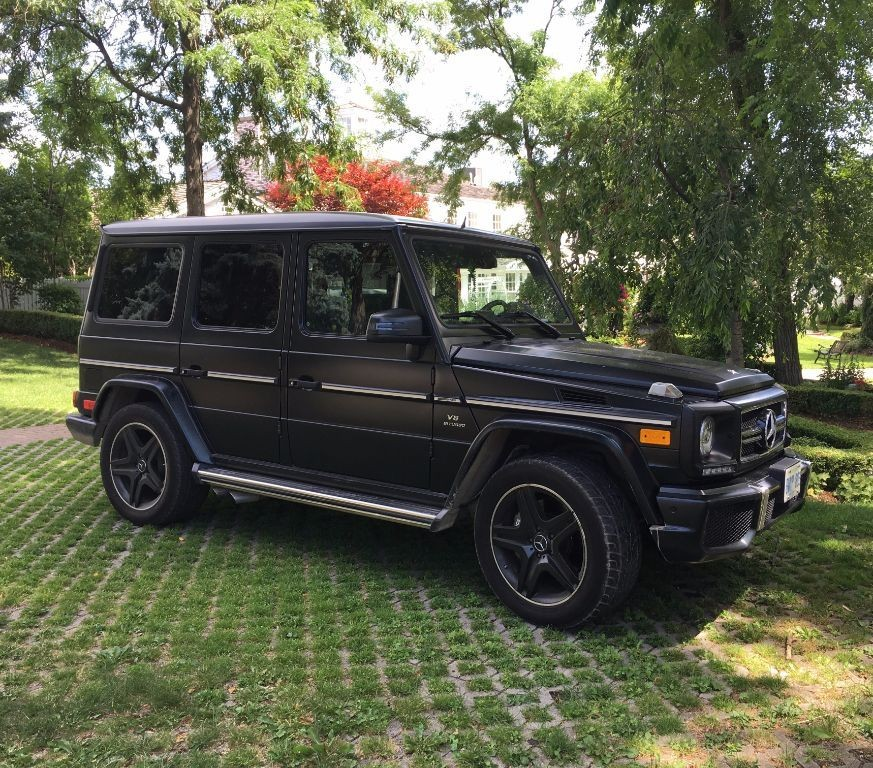 Mercedes Benz G63 Used