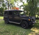 Photo of Black 2013 Mercedes-Benz G63 AMG