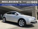 Used 2010 Acura ZDX Tech Pkg / AWD for sale in Guelph, ON