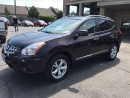 Used 2011 Nissan Rogue SV FWD 2.5L AUTO/HEATED SEATS/ALLOYS CALL BELLEVIL for sale in Picton, ON