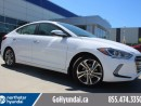 Used 2017 Hyundai Elantra Leather Nav 2 sets of Tires for sale in Edmonton, AB