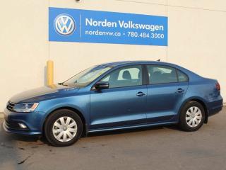 Used 2016 Volkswagen Jetta S for sale in Edmonton, AB