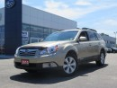 Used 2010 Subaru Outback SPORT PACKAGE for sale in Stratford, ON