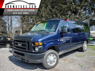Used 2011 Ford Econoline E-150 XL for sale in Stittsville, ON
