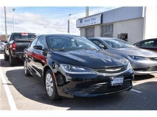 Used 2016 Chrysler 200 LX DEMOSTRATOR !! for sale in Concord, ON