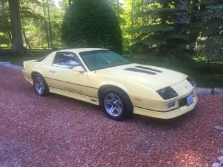 Used 1985 Chevrolet Camaro Z28 IROC for sale in Sutton West, ON