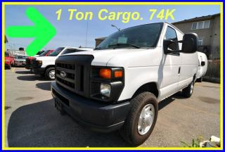 Used 2012 Ford E350 E350 Cargo with 74K for sale in Aurora, ON