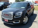Used 2015 GMC Acadia DENALI/ 7-SEATS/ DVD/SUNROOF/LEATHER/ NAVIGATION for sale in Brampton, ON