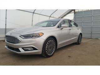 New 2017 Ford Fusion SE LUXURY for sale in Meadow Lake, SK
