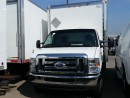 Used 2014 Ford Econoline CUTAWAY DRW*5.4L V8*16 FT BOX*HANDLING PKG* for sale in Scarborough, ON