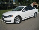 Used 2013 Volkswagen Passat Trendline for sale in Mississauga, ON