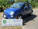 Used 2012 Fiat 500 Convertable, Auto, Insp, Warr for sale in Surrey, BC