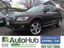 Used 2013 Audi Q5 2.0 TFSI QUATTRO-NAVIGATION-PANORAMIC ROOF-LOADED for sale in Hamilton, ON