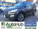 Used 2013 Hyundai Santa Fe SE-AWD 2.0T-NEW TIRES-EXCELLENT CONDITION for sale in Hamilton, ON