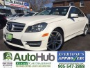 Used 2012 Mercedes-Benz C-Class 4MATIC | LEATHER| SUNROOF| LUXURY | IMMICULATE CON for sale in Hamilton, ON