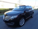 Used 2013 Lincoln MKX ***SOLD*** for sale in Etobicoke, ON
