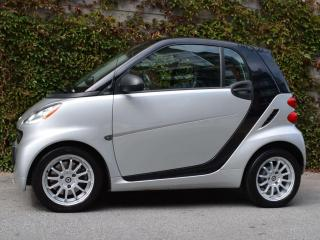 Used 2011 Smart fortwo Passion Coupe for sale in Vancouver, BC