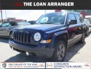 Used 2015 Jeep Patriot Sport 4WD for sale in Barrie, ON