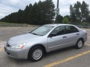 Used 2005 Honda Accord DX for sale in Scarborough, ON