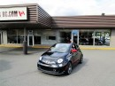 Used 2013 Fiat 500 Abarth Convertible for sale in Langley, BC