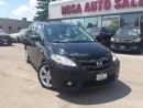 Used 2006 Mazda MAZDA5 AUTO 6 PASSno accident SUNROOF  ALLOY PW PL PM A/C for sale in Oakville, ON