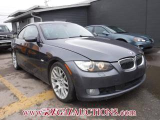 Used 2007 BMW 3 SERIES 328I 2D COUPE for sale in Calgary, AB