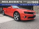 Used 2012 Chevrolet Camaro 2SS for sale in Guelph, ON