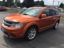 Used 2011 Dodge Journey CREW 3.6L V-6 CALL BELLEVILLE $110.66 105K for sale in Picton, ON