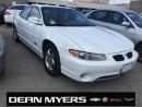 Used 2000 Pontiac Grand Prix for sale in North York, ON