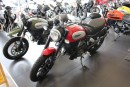 New 2016 Ducati Scrambler Comfortable riding position for sale in Oakville, ON