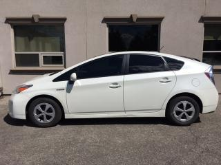 Used 2012 Toyota Prius LOW km, Nav, Moonroof, Solar Panel for sale in Scarborough, ON