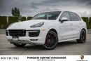 Used 2016 Porsche Cayenne GTS w/ Tip Porsche Approved Certified. for sale in Vancouver, BC