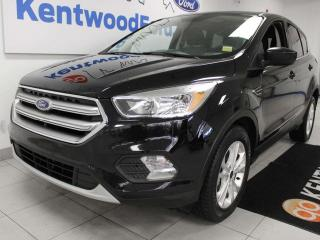 Used 2017 Ford Escape SE 4WD ecoboost with heated seats, keyless entry and a back up cam for sale in Edmonton, AB