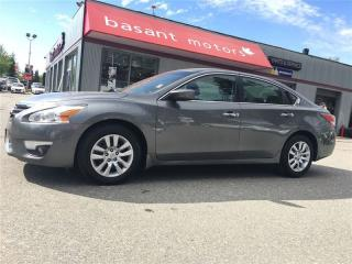 Used 2015 Nissan Altima Push to Start, Fuel Efficient, Spacious!! for sale in Surrey, BC