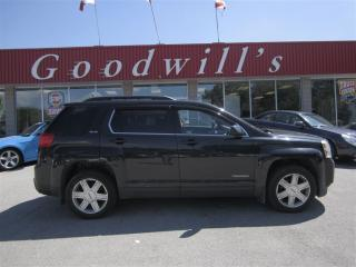 Used 2010 GMC Terrain SLE for sale in Aylmer, ON