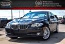 Used 2013 BMW 5 Series 535i xDrive|Navi|Sunroof|Bluetooth|Backup Cam|Leather|18