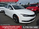 New 2016 Chrysler 200 S for sale in Surrey, BC