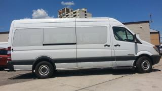 Used 2007 Dodge Sprinter WHEELCHAIR ACCESSIBLE VAN, EX-RED CROSS VAN for sale in North York, ON