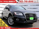 Used 2014 Audi Q5 2.0 Komfort| LEATHER| AWD| OPEN SUNDAY'S| for sale in Burlington, ON